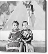 Cuenca Kids 896 Canvas Print