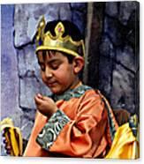 Cuenca Kids 903 Canvas Print