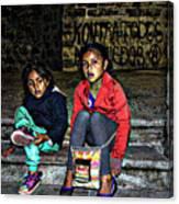 Cuenca Kids 953 Canvas Print