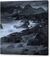 Cuillin From Elgol Canvas Print