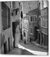 Cul-de-sac Canvas Print