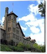 Culinary Institute Of America Greystone Canvas Print