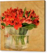 Cultivated Beauty Canvas Print
