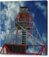 Culver Fire Tower Canvas Print