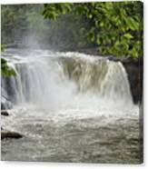 Cumberland Falls Close-up Canvas Print