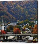 Cumberland In The Fall Canvas Print