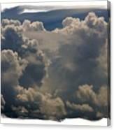 Cumulonimbus Canvas Print