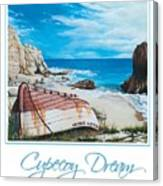 Cupecoy Dream Poster Canvas Print