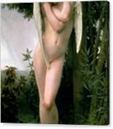 Cupidon Canvas Print