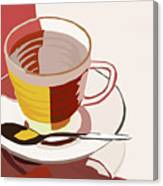 Cuppa Canvas Print