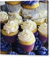 Cuppy Cakes Canvas Print