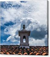 Cupula Antigua Guatemala 1 Canvas Print
