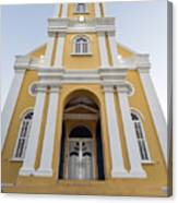 Curacao - The Office Of The Public Prosecutor Canvas Print