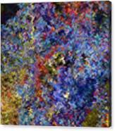 Currant Bush As A Painting Canvas Print