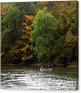 Current River 2 Canvas Print