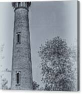 Currituck Beach Lighthouse 2 Canvas Print