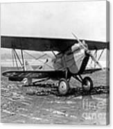 Curtiss P-1 Hawk,1925 Canvas Print