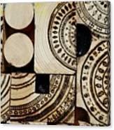 Curvatures Canvas Print