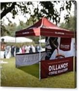 Custom Event Tents For Branding Canvas Print