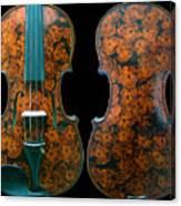 Custom Gliga Viola Canvas Print