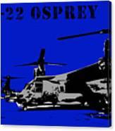 Cv-22 Osprey  Canvas Print