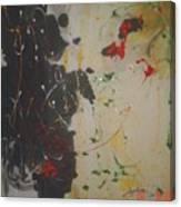 Cx 006 Chicken Blood Jasper Canvas Print