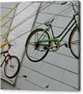 Cycles Canvas Print