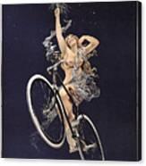 Cycles Sirius - Paris 1899 Canvas Print