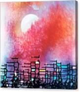 Cydonia Canvas Print