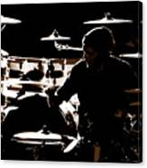 Cymbal-ized Canvas Print