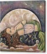Cynthia  Canvas Print