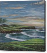 Cypress Point Ca Canvas Print