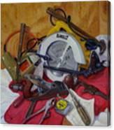 D. I. Y. 2   Canvas Print