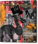 Dada Dodos Canvas Print