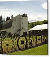 Dahmen Barn Canvas Print