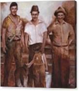 Dairymen Canvas Print