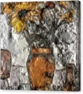 Daisies 4 Canvas Print