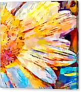 Daisy 2 Canvas Print