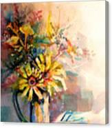 Daisy Day Canvas Print
