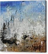 Dali's Barcelona Canvas Print
