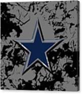 Dallas Cowboys B1 Canvas Print