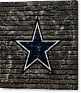 Dallas Cowboys Nfl Football Canvas Print