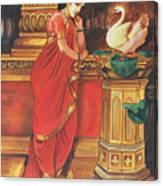 Damyanti Reproduction Canvas Print