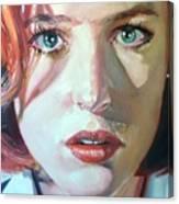 Dan Scully Canvas Print