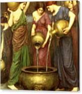 Danaides Canvas Print