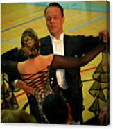 Dance Contest Nr 10 Canvas Print
