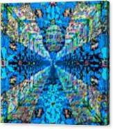 Dance Hall Mirrors No. 2 Canvas Print