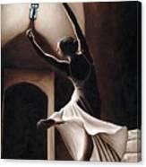 Dance Seclusion Canvas Print