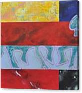 Dancefloor Canvas Print