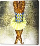 Dancer 2  Canvas Print